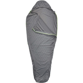 Therm-a-Rest SleepLiner - Sac de couchage - Long gris